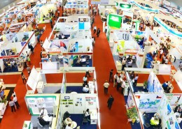 ILDEX show floor
